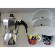 BIALETTI - set Dama Pop Art