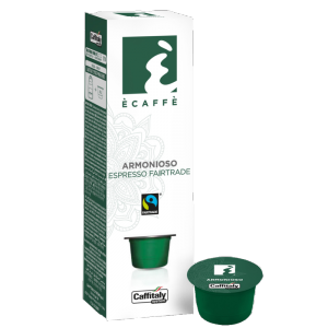 Caffitaly Fair Trade Armonioso, kapsle, 10 ks
