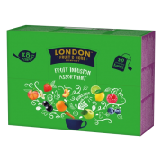 LONDON FRUIT & HERB COMPANY, ovocný čaj, 80 ks