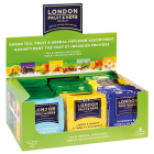 LONDON GREEN TEA FRUIT & HERB ASSORTMENT DISPLAY